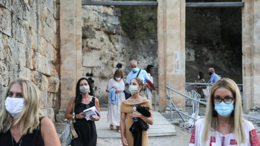 Yunanistan'da maske kullanımıyla ilgili karar