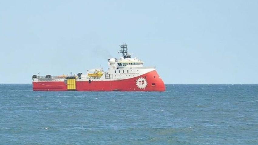 Türkiye Akdeniz'de yeni bir NAVTEX ilan etti