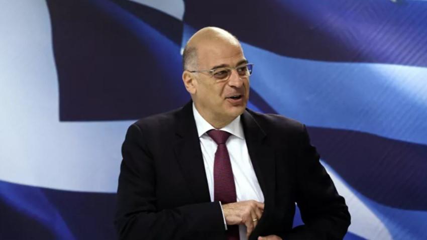 Yunanistan Dışişleri Bakanı'ndan Türkiye çıkışı