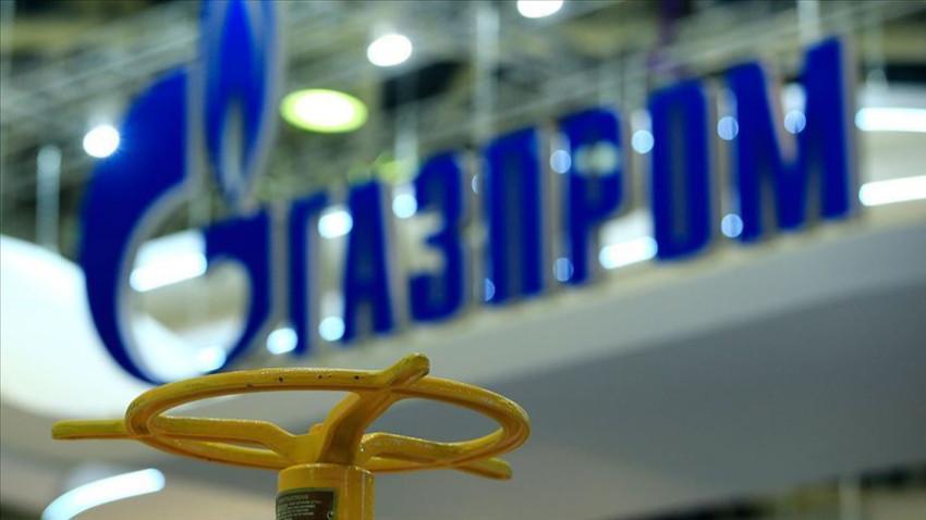 Gazprom'un doğal gaz ihracat geliri yüzde 51 düştü
