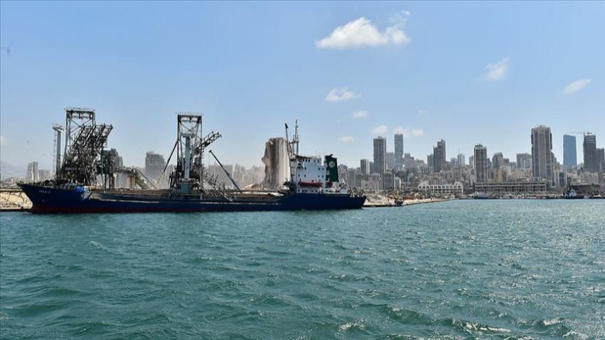 Beyrut Limanı kısmi olarak faaliyetlerine başladı