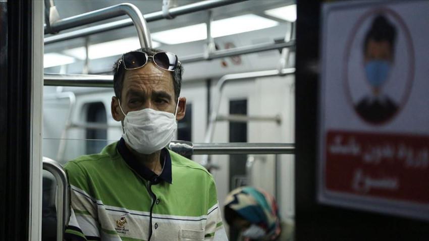 İran'da Kovid-19 kaynaklı can kaybı 19 bini aştı