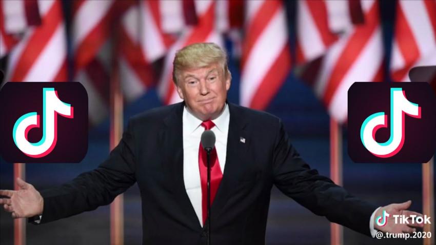 Trump, TikTok'a toplam 90 gün süre tanıdı