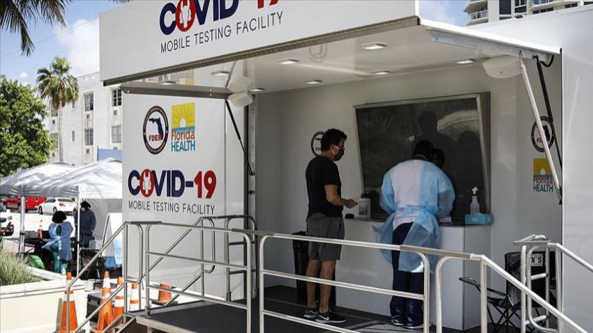 ABD'de Kovid-19 nedeniyle ölenlerin sayısı 173 bin 143'e yükseldi