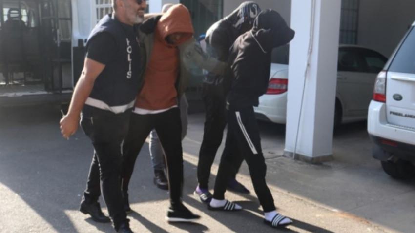 Uyuşuturucudan alınan iki zanlı tutuklandı