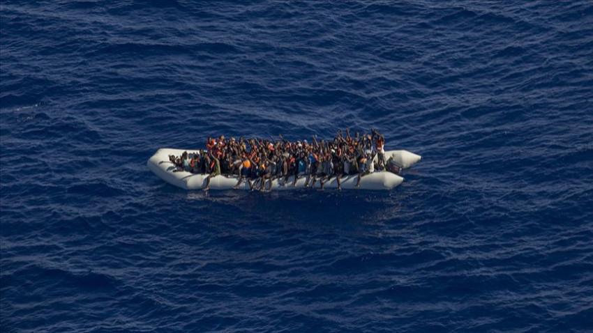 Fas sınırından İspanya'ya düzensiz göçmen akını
