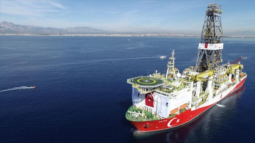 Türkiye'nin denizlerdeki enerji filosu tam gaz!