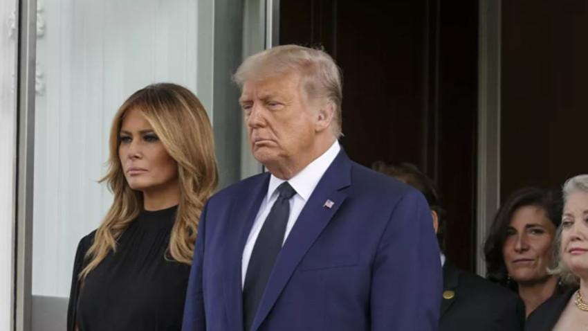 Trump'ın kardeşine Beyaz Saray'da cenaze töreni
