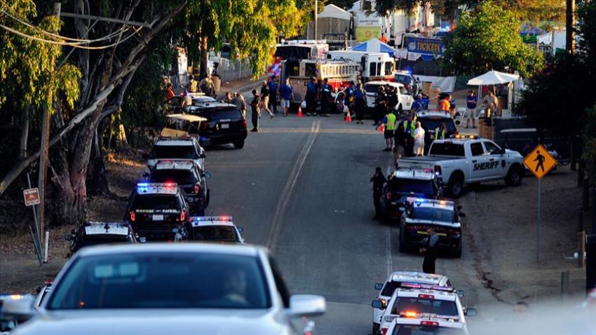 ABD'de pusuya düşürülen 3 polis vuruldu