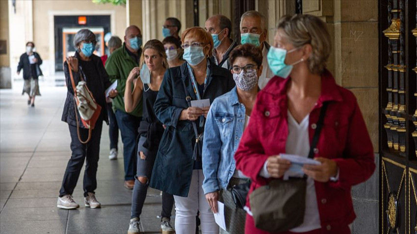 İspanya'da vakalardaki artışa karşı yeni önlemler