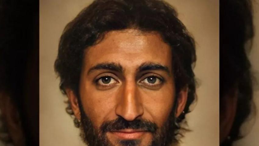 Yapay zekayla Hz. İsa'nın portresi yapıldı