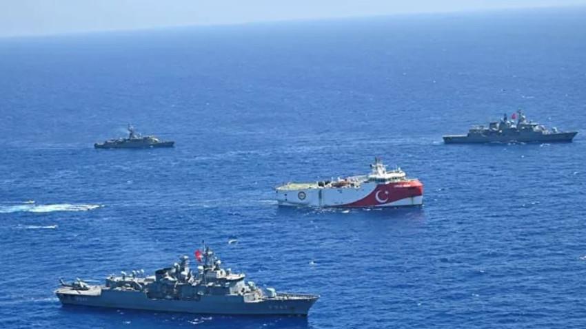 ABD'den Türkiye'ye Doğu Akdeniz mektubu