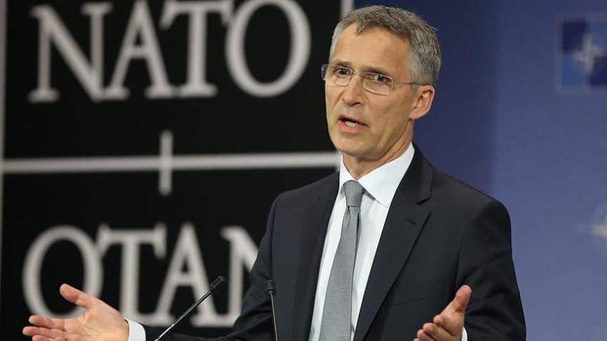 NATO, Doğu Akdeniz için diyalog istiyor!