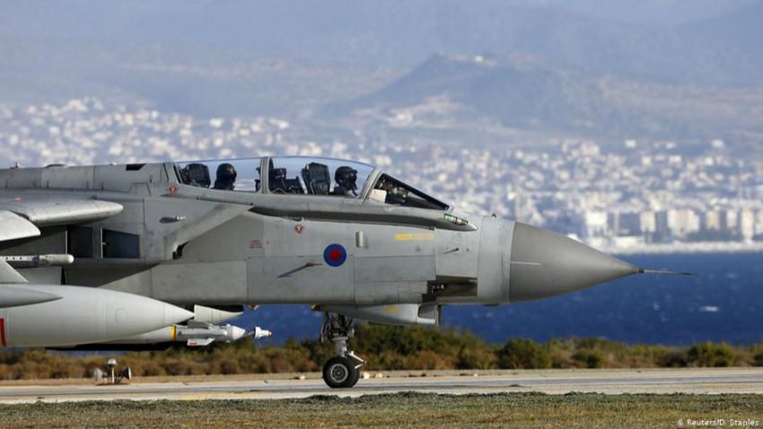 Kıbrıs'taki İngiliz üssünde sarhoş pilot skandalı