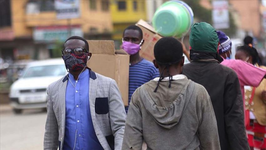 Afrika'da Kovid-19 vaka sayısı 1 milyon 250 bini aştı