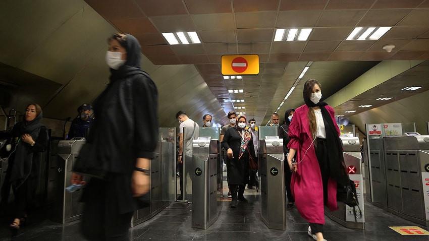 İran'da son 24 saatte 109 kişi hayatını kaybetti