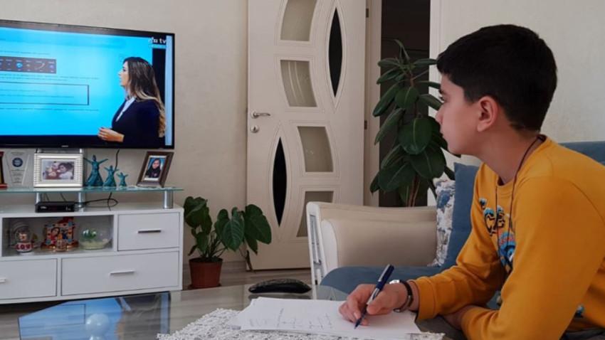İlk ve orta okullarda online eğitim başlıyor