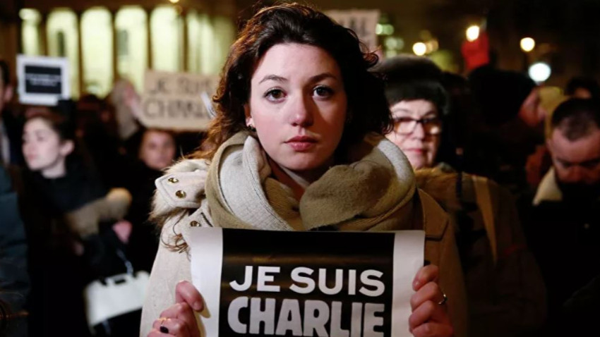 Charlie Hebdo'dan yine infial yaratacak karar