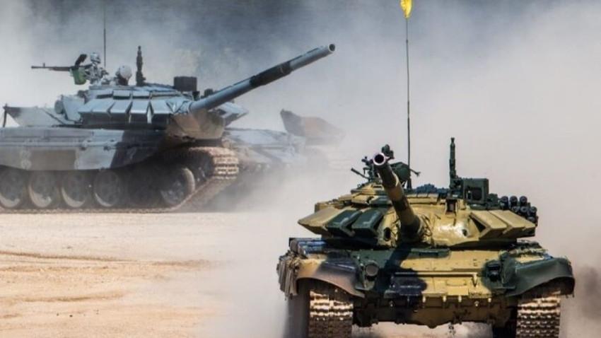 İdlib'de, Türk ve Rus askerlerinden ortak eğitim