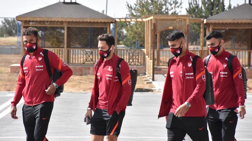 Türkiye Milli Takımı Belgrad'a gitti