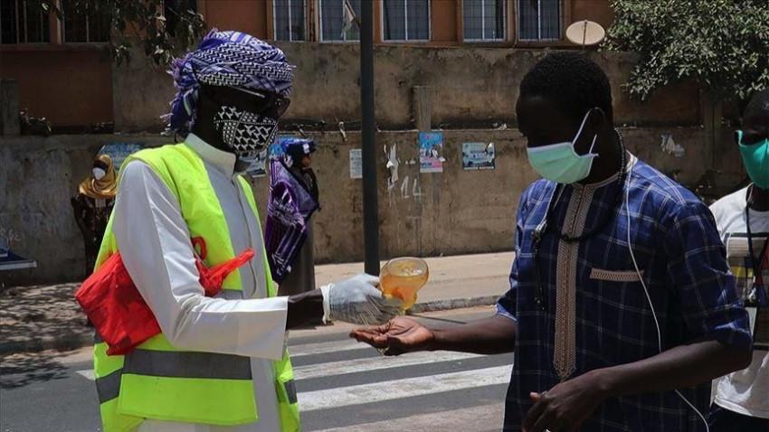 Afrika'da hasta sayısı 1 milyon 290 bine yaklaştı