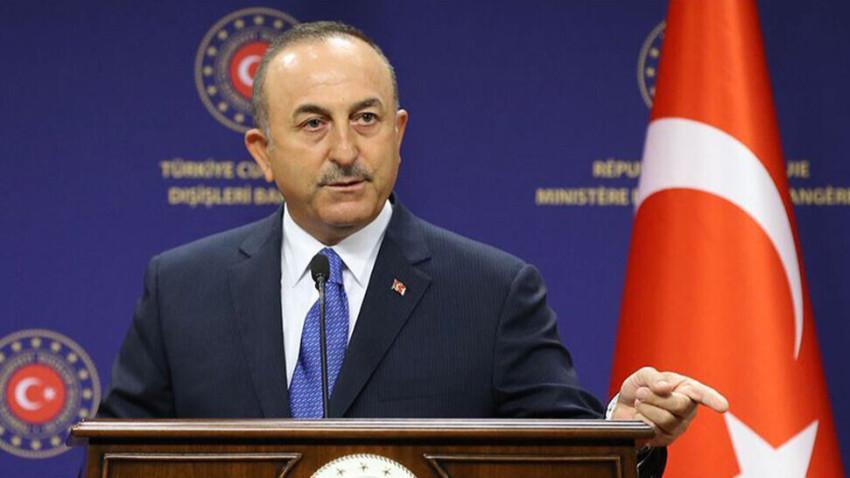 Çavuşoğlu'ndan yeni Doğu Akdeniz açıklaması