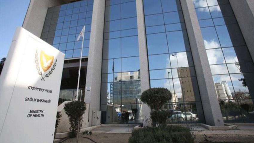 Güney Kıbrıs'ta 1 ölüm, 1 yeni vaka daha!