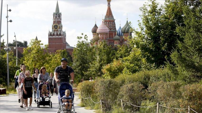 Rusya'da Kovid-19 vaka sayısı 1 milyon 30 bini geçti