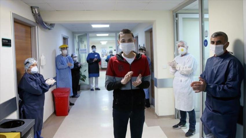 Kovid-19'dan iyileşenlerin sayısı 20 milyonu aştı