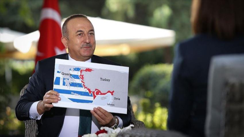 Türkiye Doğu Akdeniz'de geri adım atmadı