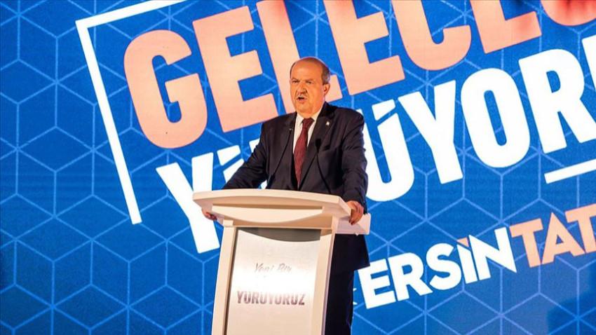 Cumhurbaşkanı adayı Tatar vizyonunu açıkladı