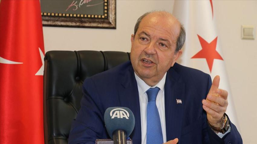 Ersin Tatar HP'nin hükümetten çekilmesini eleştirdi