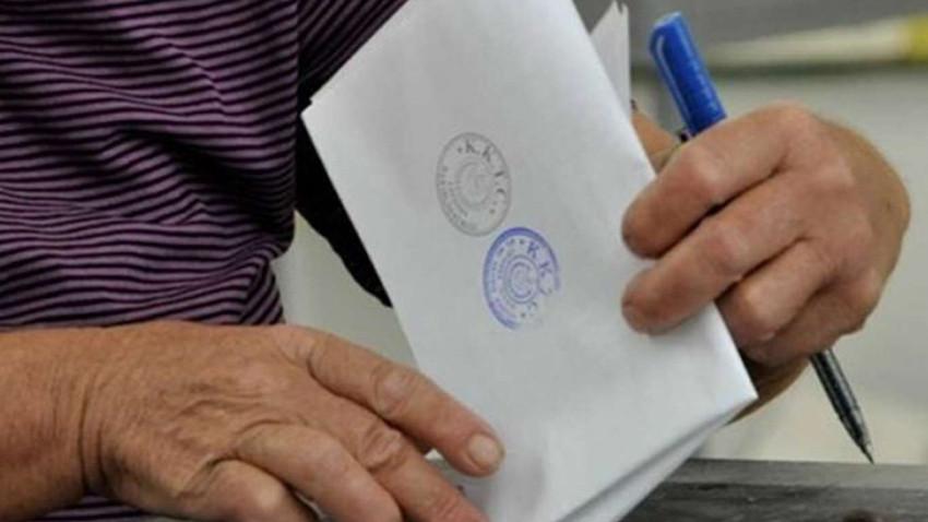 Oy verme yerlerinde Covid-19 önlemleri uygulanacak