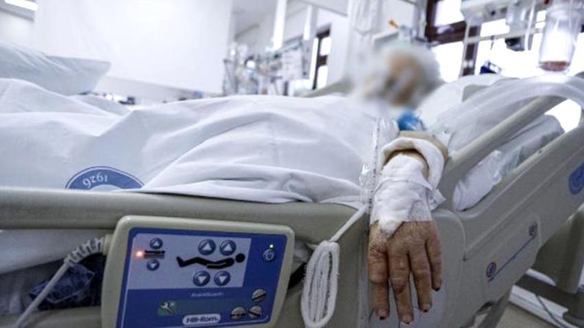 Limasol'da komada yatan hastanın parası çalındı