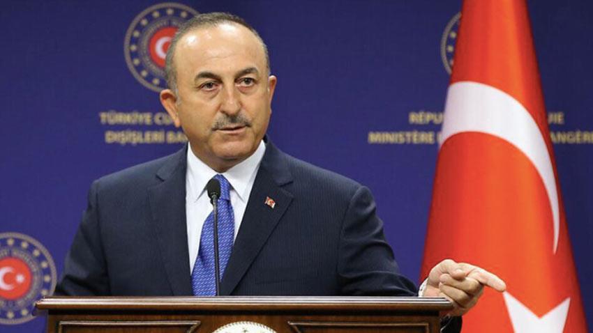 Bakan Çavuşoğlu'ndan Kıbrıs Türk'ü için bomba etkisinde açıklama!