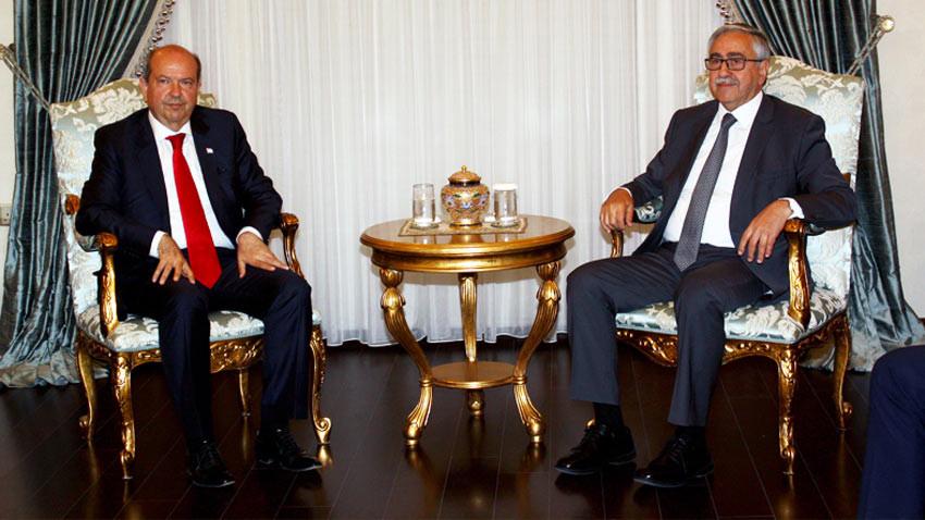 Cumhurbaşkanı Tatar'dan Mustafa Akıncı'ya geçmiş olsun telefonu