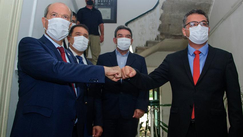 CTP Ersin Tatar'ı desteleyecek mi?