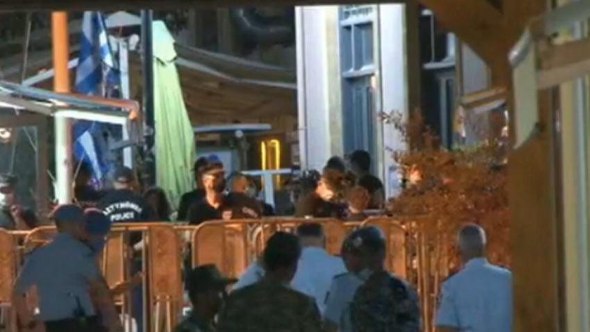 Rumlar Lokmacı Sınır Kapısı'nda provokasyon eyleminde: Güvenlik tedbirleri arttırıldı