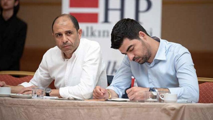 Seçimin mağluplarından HP Genel Başkanı Yenal Senin istifa mı edecek?