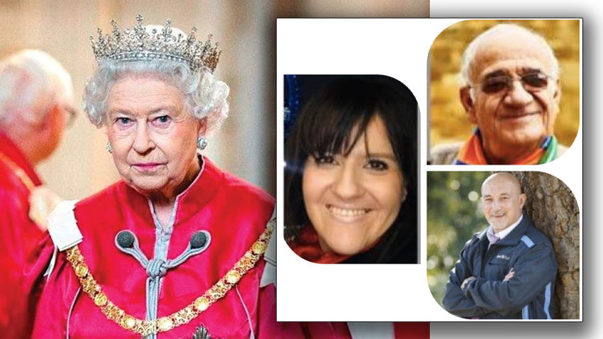 İngiltere kraliçesi 3 Türk'e madalya verecek