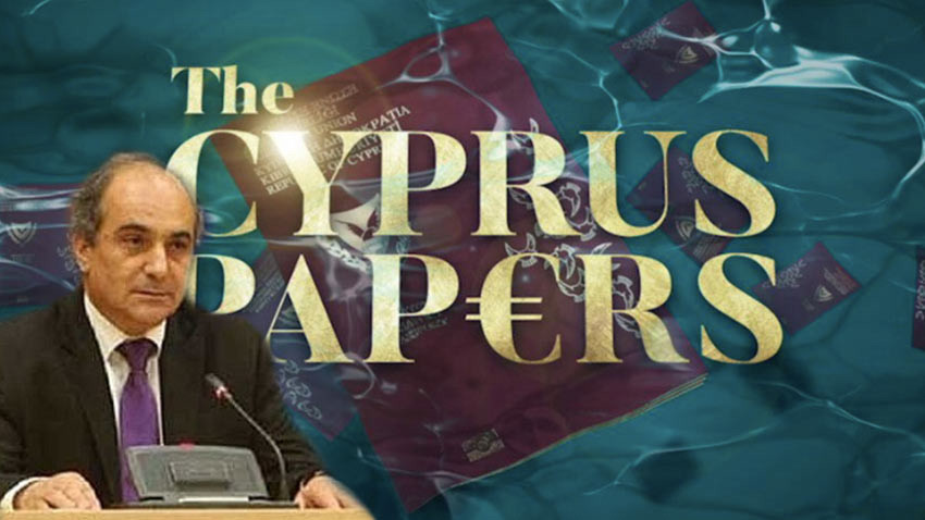 "Rüşvetle ""Altın Pasaport"" skandalında Rum Meclis Başkanı istifa etti!"