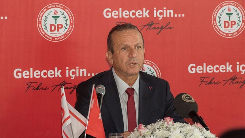 Fikri Ataoğlu icraat hükümeti istedi: 6 siyasi parti elini taşın altına koymalı