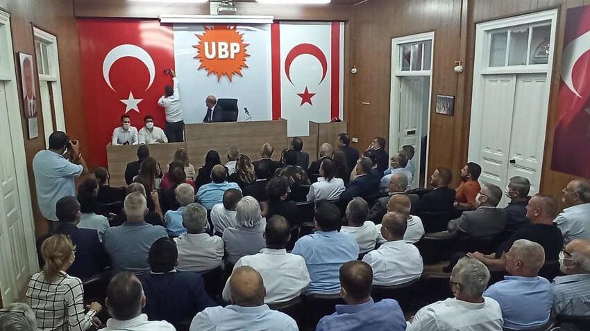 UBP Genel Kurul Oylaması için pusula belirlendi! İlk sırada hangi aday?