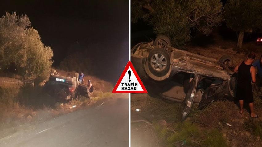 Araçlar hurdaya çıktı! 6 kişi ölümden döndü