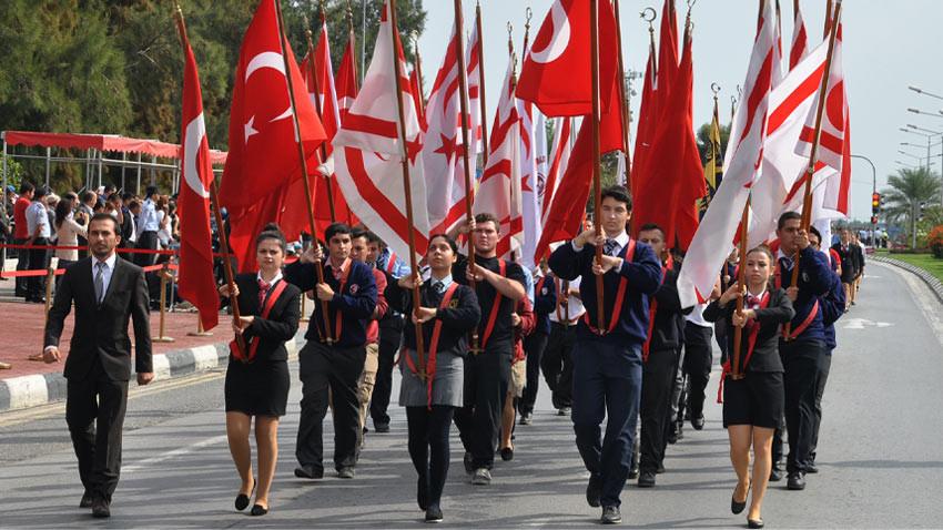 KKTC'de Cumhuriyet Bayramı kutlamalarında hangi yollar kapalı?