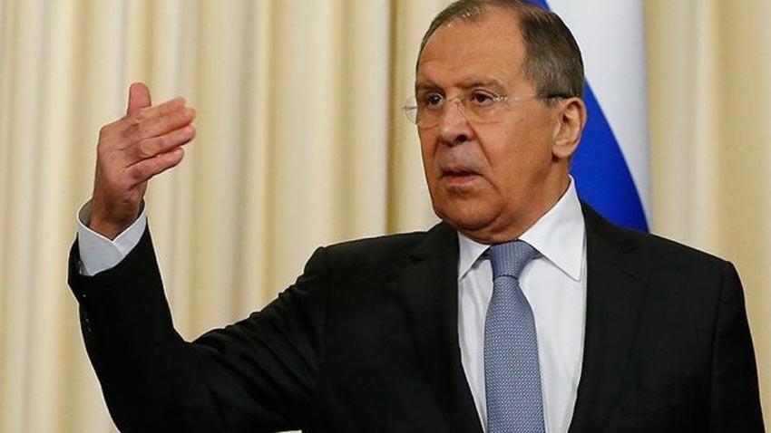 Rusya Dışişleri Bakanı Lavrov Yunanistan dönüşü karantinaya alındı