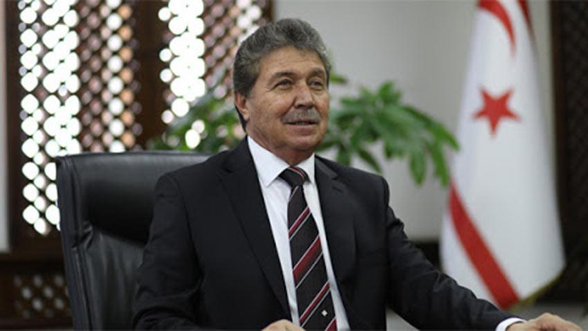 UBP Genel Başkan adayı Ünal Üstel koalisyon istiyor