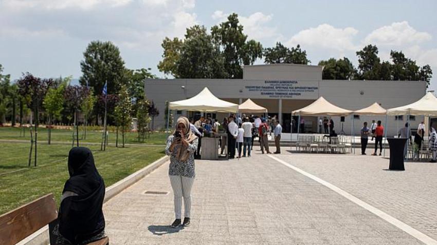 Atina'nın ilk camisi 14 yıl sonra ibadete açıldı