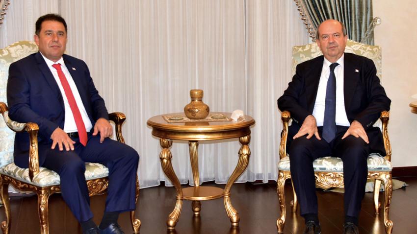 Cumhurbaşkanı Tatar hükümet kurma görevini Saner'e mi verecek?