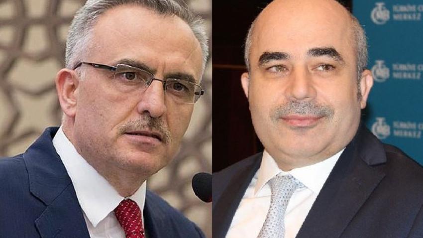 Merkez Bankası Başkanı Murat Uysal görevden alındı! Murat Ağbal yeni başkan